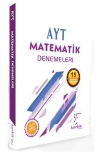 Karekök Yayınları AYT Matematik 15 Çözümlü Deneme