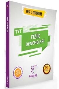 Karekök Yayınları TYT Fizik 50 Çözümlü Deneme