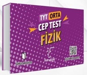 Karekök Yayınları TYT Fizik Orta Cep Test