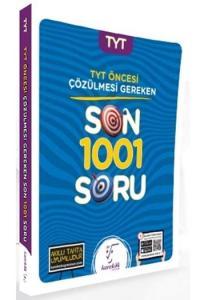 Karekök Yayınları TYT'den Önce Çözülmesi Gereken Son 1001 Soru