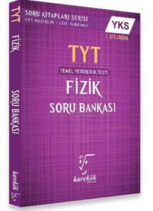 Karekök YKS 1. Oturum TYT Fizik Soru Bankası