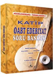 Katip ÖABT Edebiyat Soru Bankası