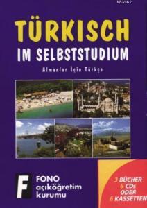 Almanlar İçin Türkçe; (3 Kitap, 6 CD)