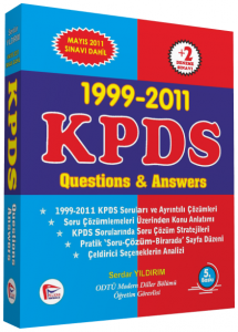 Kpds Questions & Answers 1999-2011