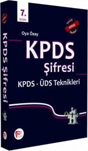 KPDS Şifresi KPDS - ÜDS Teknikleri