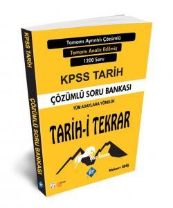 KR Akademi 2020 KPSS Tarih Tarih-i Tekrar Çözümlü Soru Bankası