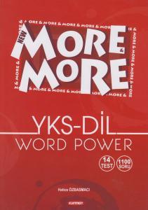 Kurmay ELT Yayınları YKS DİL New More More Word Power