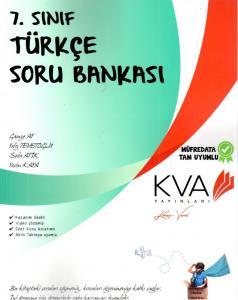 KVA 7. Sınıf Türkçe Soru Bankası