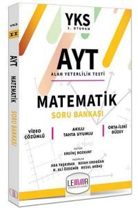 LEMMA Yayınları 2020 AYT Matematik Soru Bankası