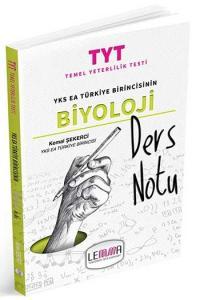 LEMMA Yayınları 2020 TYT Biyoloji Ders Notu