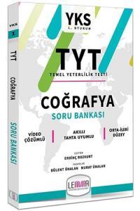 LEMMA Yayınları TYT Coğrafya Soru Bankası