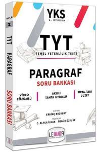 LEMMA Yayınları TYT Paragraf Soru Bankası