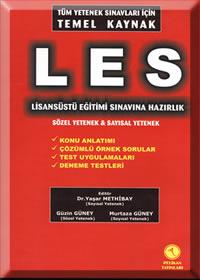 Les Lisansüstü Eğitim Sınavına Hazırlık