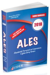 Lider ALES Soru Bankası 2018