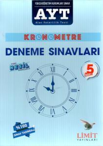 Limit AYT Kronometre Deneme Sınavları