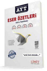 Limit Yayınları AYT Eser Özetleri Soru Bankası