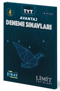 Limit Yayınları TYT Avantaj 4 Deneme Sınavı