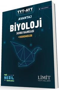 Limit Yayınları TYT AYT Biyoloji Avantaj Soru Bankası