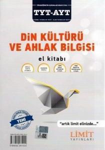Limit Yayınları TYT AYT Din Kültürü ve Ahlak Bilgisi El Kitabı