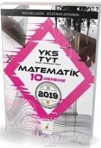KAMPANYALI - YKS TYT 2019 Matematik Yeni Nesil 10 Deneme - Nuh Hellagün -