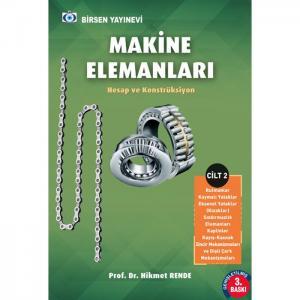 Makine Elemanları Cilt - 2