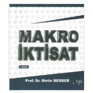 Makro İktisat Metin Berber