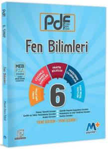 Martı Yayınları 6. Sınıf Fen Bilimleri PDF Planlı Ders Föyü