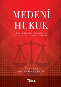 Medeni Hukuk - Temsil Kitap