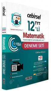 Merkez Yayınları TYT Matematik Cebirsel 12 Deneme