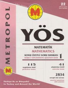 Metropol YÖS Matematik Konu Özetli Soru Bankası 1