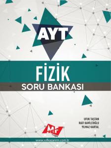 MF Kazanım Yayınları AYT Fizik Soru Bankası