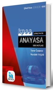 Modus Yayınları 2020 KPSS Anayasa Şifreli Pratik Ders Notları