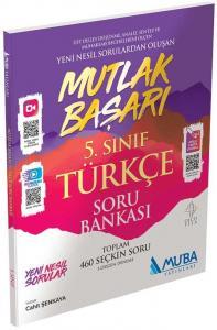 Muba Yayınları 5. Sınıf Türkçe Mutlak Başarı Soru Bankası