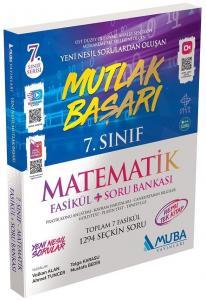 Muba Yayınları 7. Sınıf Matematik Mutlak Başarı Fasikül Soru Bankası