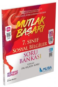 Muba Yayınları 7. Sınıf Sosyal Bilgiler Mutlak Başarı Soru Bankası