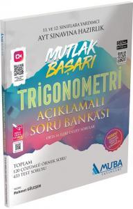 Muba Yayınları AYT Trigonometri Açıklamalı Soru Bankası