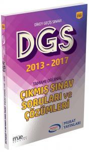 Murat Eğitim DGS 2013 - 2017 Çıkmış Sınav Soruları ve Çözümleri - 2161