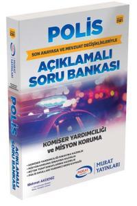 Murat Eğitim Komiser Yardımcılığı ve Misyon Koruma Açıklamalı Soru Bankası 2501
