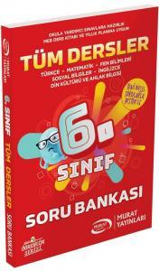 Murat Yayınları 6. Sınıf Tüm Dersler Soru Bankası