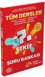 Murat Yayınları 7. Sınıf Tüm Dersler Soru Bankası