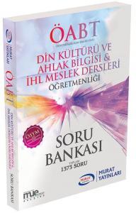 Murat Yayınları ÖABT Din Kültürü ve Ahlak Bilgisi İHL Meslek Dersleri Öğretmenliği Soru Bankası