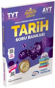 Murat Yayınları TYT AYT Tarih Soru Bankası