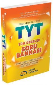 Murat Yayınları TYT Tüm Dersler Soru Bankası