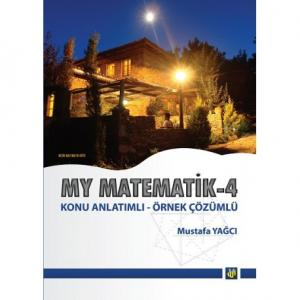 Altın Nokta My Matematik 4 Konu Anlatımlı Örnek Çözümlü