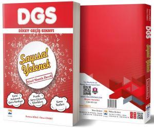 Nisan DGS Sayısal Yetenek Tek Kitap Konu Anlatımlı Soru Bankası