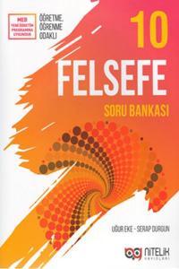 Nitelik Yayınları 10. Sınıf Felsefe Soru Bankası