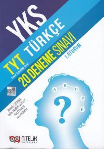 Nitelik TYT Türkçe 20 Deneme Sınavı