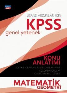 Nobel Yayınları 2020 KPSS Lisans Matematik Geometri Genel Yetenek Konu Anlatımı