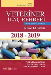 Nobel Tıp Veteriner İlaç Rehberi 2018 - 2019