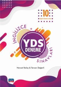 Nobel Yayınları YDS İngilizce Sınavları 10 Özgün Deneme